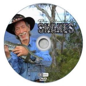 Neville Burns Blue Mountains Snakes DVD